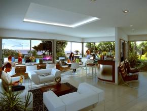 Emprendimiento inmobiliario en Colonia del Sacramento, Uruguay