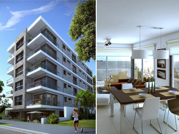 Port Sight Colonia One And Two Bedroom Apartments Located Right On The Coastal Promenade