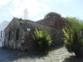 Casa colonial en alquiler en el Barrio Historico de Colonia