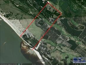 Excelente oportunidade de investimento: campo turistico com bom litoral ao Rio de la Plata, Uruguai