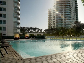 Apartment for sale , peninsula of Punta del Este (Ocean Drive towers)
