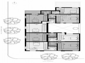 8 apartamentos de estilo colonial en venta en Colonia, Uruguay