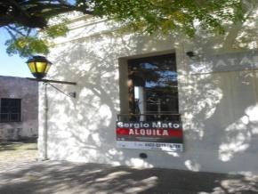 Excelente local comercial en alquiler en el Barrio Historico de Colonia, Uruguay
