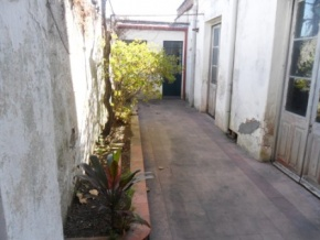 Property to recycle in the Historic District of Colonia del Sacramento, Uruguay