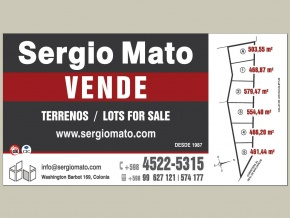 Land Plots for sale in San Benito, Real de San Carlos (Colonia del Sacramento)
